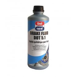 BRAKE FLUID DOT 5.1 - 0.5L   Спирачна течност