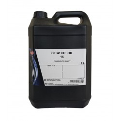 CF WHITE OIL 15 - 5L | Бяло медицинско минерално масло