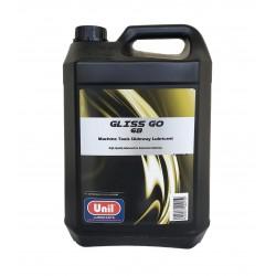 GLISS GO 68 - 5L   Минерално масло за смазване на направляващи паралели
