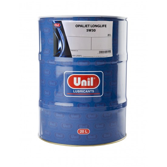 OPALJET LONGLIFE 3 5W30 - 20L   100% синтетично моторно масло