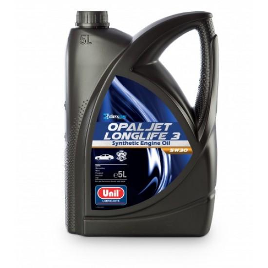 OPALJET LONGLIFE 3 5W30 - 5L | 100% синтетично моторно масло