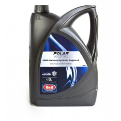 POLAR 0W40 - 5L   100% синтетично моторно масло
