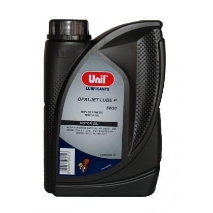 100% синтетично моторно масло OPALJET LUBE P 5W30 - 1L