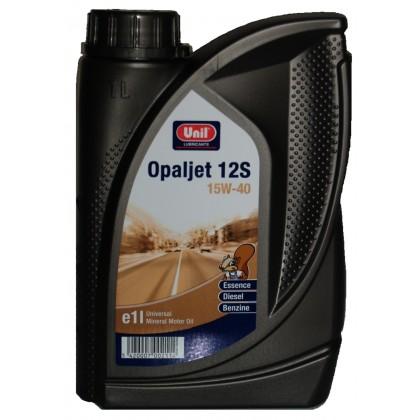 Минерално моторно масло OPALJET 12S 15W40 - 1L