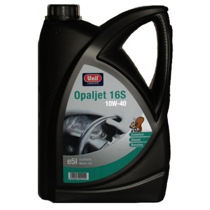 Полусинтетично моторно масло OPALJET 16 S 10W40 - 5L