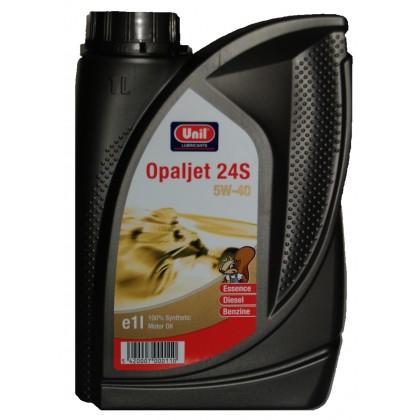 100% синтетично моторно масло OPALJET 24 S 5W40 - 1L