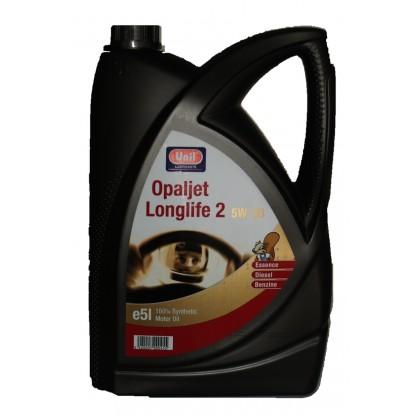 100% синтетично моторно масло OPALJET LONGLIFE 3 5W30 - 5L