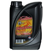 Двутактово масло за мотоциклети SYNTHEMIX 2T MOTO - 1L
