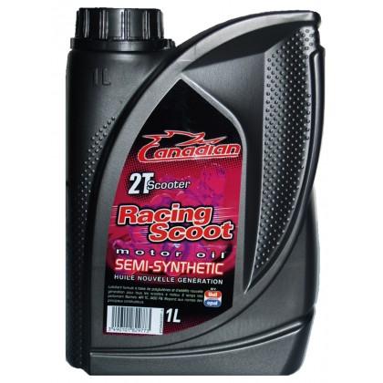 Двутактово масло за скутери RACING SCOOT - 1L
